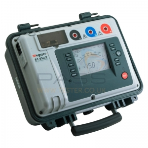 High Current Insulation Resistance Tester - Megger 5 kV S1-552/2