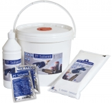 Low & High Voltage Cable Cleaning Solutions & Wipes - Socomore PF Solvent