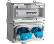 Marechal CD Distribution Boxes & Socket-Outlets With Protection