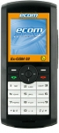 ATEX Mobile Phones - Hazardous Area (Zone 2 / 22) & Intrinsically Safe - Ecom Ex-GSM 02