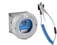Newson Gale - Earth-Rite Earth Clamps for Static Control in Hazardous Areas