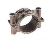 Prysmian - Aluminium Cable Cleats, Two Hole