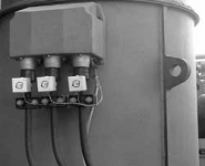 Pfisterer CMA Connex High Voltage Motor Connectors