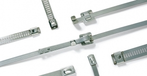 Greater Choice for Cable Management with T&D and HellermannTyton Stainless Steel Cable Ties