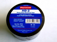 Plymouth HD 2 Heavy Duty Vinyl Plastic Electrical Tapes