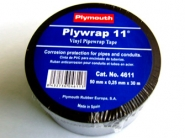 Plymouth Plywrap 11 (10 mil) Vinyl Plastic Electrical Tapes