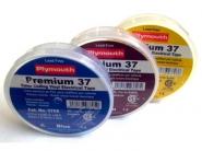 Plymouth Premium 37 Colour Coding Vinyl Plastic Electrical Tapes