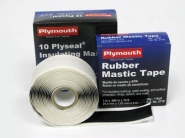Plymouth Rubber Insulating Mastic (RM) Tapes