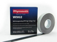 Plymouth W962 High Voltage Insulating Tape With Liner