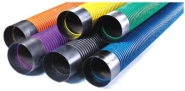 Utility Cable Duct - Polypipe Low Voltage LV, High Voltage HV Power Cables