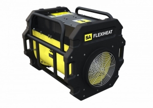 SA Equip Flexiheat - Portable ATEX Heater (Zone 1 & Zone 2 Hazardous Areas)