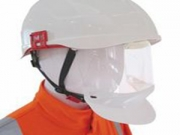 ProGARM 2660 Arc Flash Safety Helmet With Face Shield