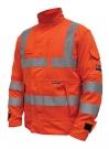 ProGARM 4608 - Rail GO/RT 3279 Hi-Viz Visibility Orange Jackets