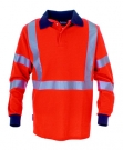 ProGARM 5288 - Rail GO/RT 3279 Hi-Viz Visibility Orange Polo Shirts