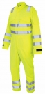 ProGARM 7480 Flame Resistant Anti-Static Hi Vis Arc Flash Yellow Coverall