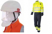 ProGARM Arc Flash Personal Protective Equipment - Helmets & Coveralls