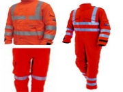 ProGARM Hi-Viz Visibility Orange Garments - Rail GO/RT 3279 Standard