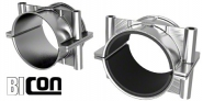 Prysmian Aluminium Cable Cleats With Liners - EHV Cables 105-149mm