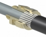 BICC Bicon BW40 Brass Cable Gland Kit (Prysmian KA410-57) 32.1-39.9mm