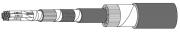 Prysmian Draka Cables - BFOU-HCF(c) 250V S16 / 1100°C / 30 minutes Instrument Cable