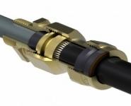 E1W75SK BICC Brass Cable Gland Kit (Prysmian KAA413-62) 62.0-71.6mm