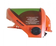 Salisbury AS1200 HRC2 Arc Flash Protection Face Shield 12 Cal/cm²