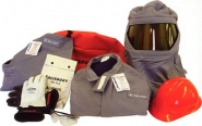 Salisbury Pro-Wear HRC4 Arc Flash Clothing & Protection Kit 40 cal/cm² ATPV