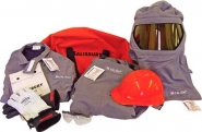 Salisbury Pro-Wear HRC4 Arc Flash Clothing & Protection Kit 55 cal/cm² ATPV