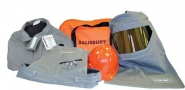 Salisbury Pro-Wear HRC4 Arc Flash Clothing & Protection Kit 75 cal/cm² ATPV