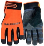 Salisbury Work Gloves - Abrasion Resistant, Cut Resistant & Waterproof Electrical Safety Gloves