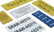 Silver Fox Laser Engraved Labels