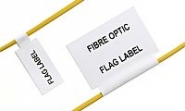 Silver Fox Optical Fibre Cable Labels