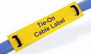 Silver Fox Tie-on Thermal Cable Labels