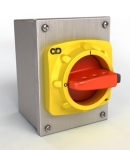 Stainless Steel Isolators IP65 20A-63A
