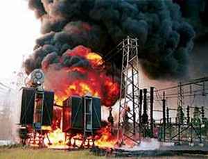 Substation Fire Protection