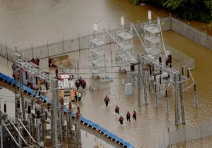 Recommendations for Re-Energizing Flood-Damaged Electrical Equipment by Littelfuse