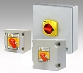 Switch Disconnectors, Hazardous Area, ATEX Zone 22 - 25amp, 6 Pole