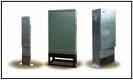 Tofco Feeder Pillars, 300 Series, 3mm Thick Steel