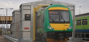 T&D Secure £85K Contract For Trace Heating Systems To Network Rail Train Wash Depot