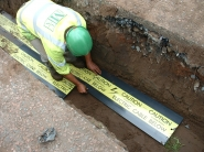 Underground Cable Protection Pipe Protection Gas Pipe