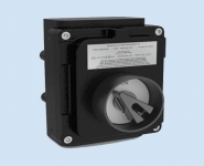 Power Switches - Changeover Switches, 20-63 Amps, Zone 1 & Zone 2 Hazardous Area