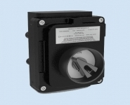 Hazardous Area Power Switches, Changeover Switches (Zone 1 & Zone 2 ATEX) - 25amps