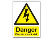 CATU Electrical Substation Warning Signs