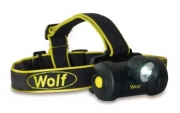 Wolf Headtorches - Hazardous Area ATEX Zone 1 & Zone 2