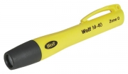 Wolf M-40 Mini Torch Hazardous Area Zone 1 & Zone 2