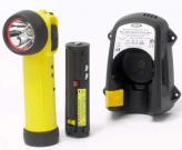 Wolf R-50 Rechargeable Torch Hazardous Area Zone 1 & Zone 2