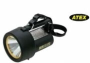 Wolf Wolflite H-251A  Rechargeable Handlamp Hazardous Area Zone 1 & Zone 2