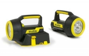 Wolf Wolflite XT Rechargeable LED Handlamp ATEX