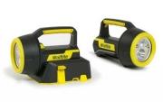 Wolf Wolflite XT-75 Rechargeable LED Handlamp Hazardous Area Zone 1 & Zone 2