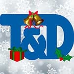 T&D Closing Dates For Christmas & New Year